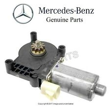 For Mercedes W163 ML Class Front Driver Left Electric Power Window Motor Genuine