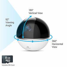 NEW EZVIZ Mini 360 Plus 1080p HD Pan/Tilt/Zoom Home Security Camera Wireless