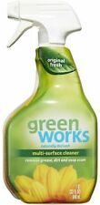 Green Works Multi-Surface Cleaner Spray 32 oz (Pack of 4)