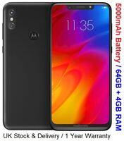 "Motorola Moto P30 Note 6.2"" Snapdragon Octa Core 16MP Dual AI Cameras 5000mAh"