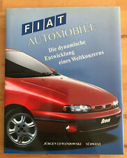 Fiat Automobile - Die dynamische Entwicklung eines Weltkonzerns