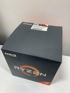 AMD Ryzen 7 2700X CPU - 4.30 GHz 8 Core (YD270XBGAFBOX ) Processor Used