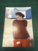 13 X Patterns Within Manos Silk Blend 4ply Knitting  Ladies Pattern Book