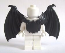 Custom Armor & BAT WINGS (Black) for Lego Minifigures -Devil, Demon, Superheroes