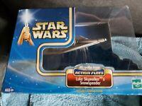 Star Wars Action Fleet Lukes Snowspeeder 2002 Micro Machines Hasbro