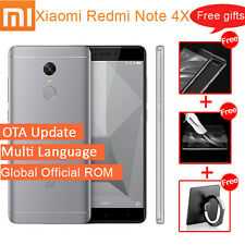 "5.5 "" Xiaomi Redmi Nota 4X Teléfono móvil Snapdragon 625 Octa Core 16GB 4G Gris"