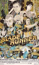 Tyler Stout Blade Runner Mondo  Print Poster