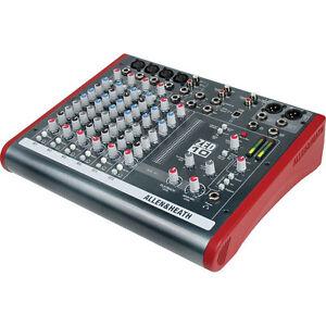 Allen & Heath ZED-10 Multi-Purpose Miniature Mixer