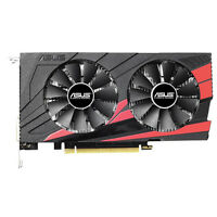ASUS NVIDIA GeForce GTX 1050TI 4GB GDDR5 Graphics Card 128 Bit HDMI/DP/DVI PCI-E