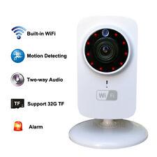 senza fili IP Wi-Fi SD Casa Sicurezza HD Bambino Monitor PER IPHONE ANDROID BZ8