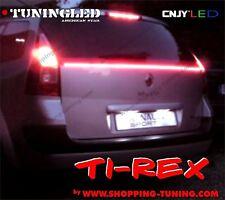 BANDE TI-REX LED ROUGE LOOK 3eme FEUX STOP AUDI 80 90 A2 A3 A4 A5 A6