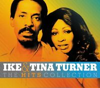 IKE & TINA TURNER The Hits Collection UK 2-CD NEW/UNPLAYED Beatles Creedence