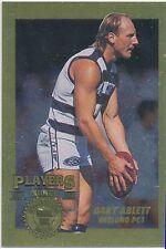 1994 Gary Ablett Gold Players Choice insert card