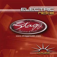Stagg Nickelé cordes pour Guitare Électrique 12-54