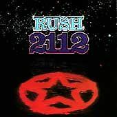 Rush - 2112 CD Mercury Records