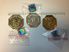 2013 BSA National Jamboree Baden-Powell's BrownSea Island Activity Coins Only