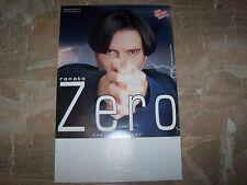 """RENATO ZERO - LOCANDINA TOUR """" TOUR DOPO TOUR """"     31 x 48"""
