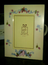 BALLET SLIPPERS PICTURE FRAME