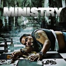 """MINISTRY """"RELAPSE"""" CD NEUWARE"""