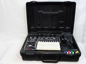 Elenco Electronics XK-550 Vintage Analog/Digital Trainer Kit with Case