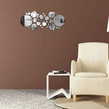 Mirror Design Circle Modern and Contemporary Set of Mirrors Home Decor