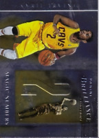 2012-13 Panini Brilliance Magic Numbers #6 Kyrie Irving - NM-MT