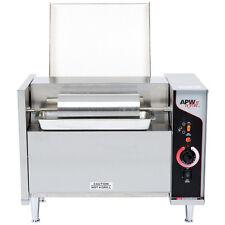 APW Wyott M-95-3 Electric Countertop Bun Grill Conveyor Toaster