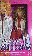 Barbie Mattel Skipper Jewel Secrets Vintage 1986'