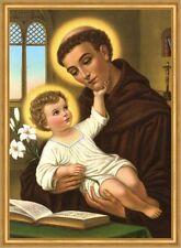 Heiliger Antonius von Padua Franziskaner Bußprediger hlg. St. LW Sankt A2 0135