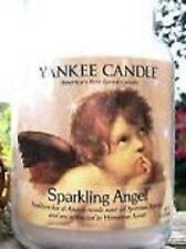 "Yankee Candle ""SPARKLING ANGEL"" Festive 22 oz.~ WHITE LABEL~ Rare & VHTF~ NEW!"