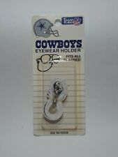 Cowboys Sunglass Neck Strap Eyeglass Holder Vintage * New Old Stock * USA MADE