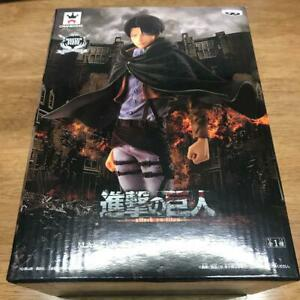 SQUARE ENIX Attack on Titan Levi 8in toy plush model doll Figure Limited 44 a
