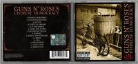 GUNS N' ROSES - Chinese Democracy CD 2008