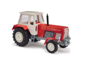 Busch 42843 Traktor ZT300-D rot ++ NEU & OVP