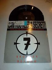 BROTHER BEYOND - Can you keep a secret? (House Remix 120 BPM) - 1987 UK Single