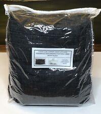 Restoration Hardware Cloud Luxe Corner Chair SLIPCOVER Text Linen Black Miss Plw