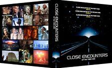 Close Encounters Of The Third Kind Custom 3-Ring Binder Photo Trading Card Album