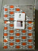 SALE - Orla Kiely Ditsy Cyclamen Bedding Bed set Duvet cover and pillow cases