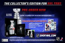 PS3 NHL 13 Stanley Cup Collectors Edition (PlayStation 3) Limited Steelbook NEW
