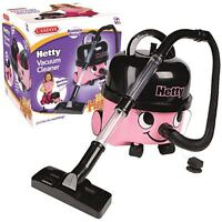 Casdon Hetty Vacuum Cleaner Hoover - Cleaning Role Play Kids Toy