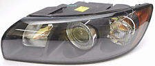 OEM Volvo S40-S50 Series Halogen Headlight Lens Crack