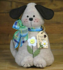 Countryside Crafts Puppy Paws SEWING CRAFT PATTERN  -  Felt Sewing Pattern