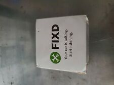 FIXD OBD 2 Bluetooth Active Car Health Monitor Used Good Condition