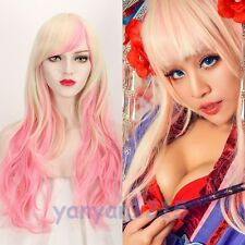 The Super Dimension Fortress Macross Sheryl Nome Party Wig Cosplay Wigs