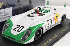 FLY C47 PORSCHE 908 FLUNDER LE MANS 69' NEW 1/32 SLOT CAR *RARE* IN DISPLAY CASE