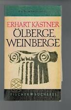 Erhart Kästner - Ölberge, Weinberge - 1960