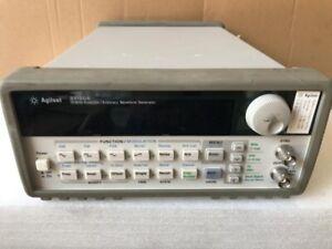 Agilent 33120A 15 MHz Function