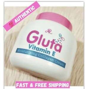 Ar Gluta Vitamin E Collagen Cream   US Seller   💯 Authentic