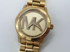 Michael Kors Runway Women's Chunky Gold Tone Watch MK5473