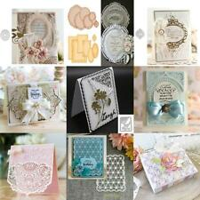 Metal Cutting Dies Stencil Scrapbook Embossing Decor Card Album Paper Craft DIY